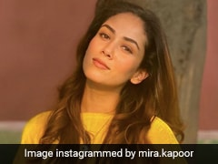 Trust Mira Rajput To Wear The Brightest Shade Of The Rainbow Most Stylishly