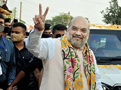 Amit Shah To Begin Two-Day Visit To Assam, Meghalaya From Today