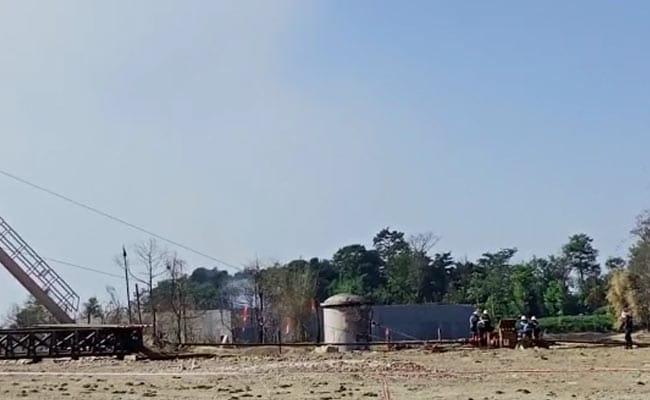Assam Oil Well Fire Put Out After Herculean Effort Over 5 Months