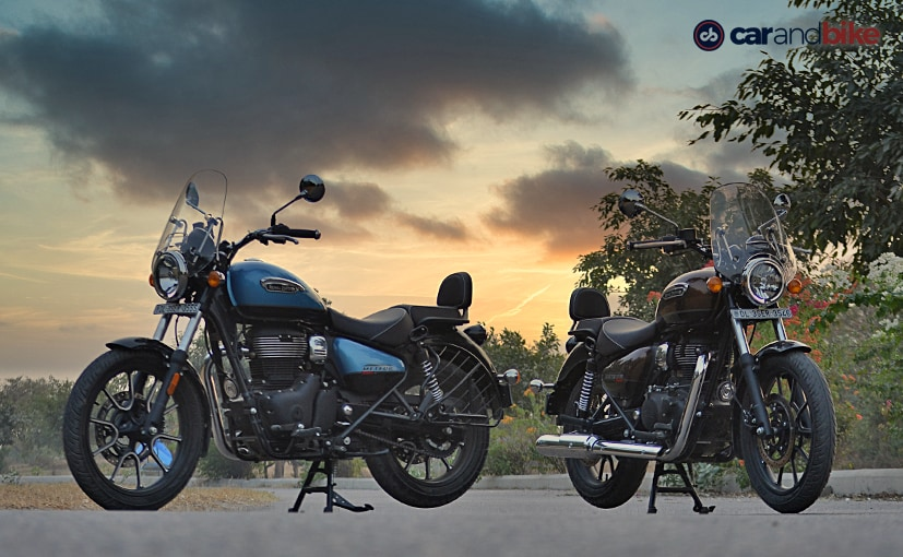 The made-in-India Royal Enfield Meteor 350 has been launched in Europe