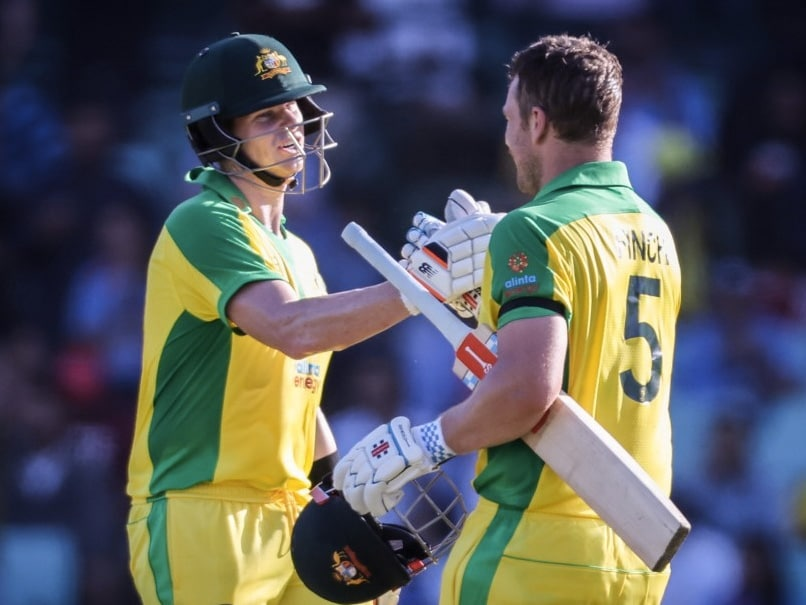 Australias Steve Smith, Aaron Finch Fit And Bound For T20 World Cup