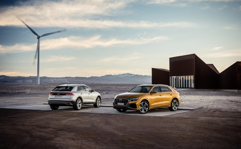 Audi has increased prices by 2 per cent across its product range.