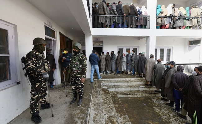 Gupkar Alliance Leaders Accuse Authorities Of Aiding BJP In J&K Local Body Polls