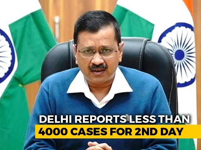 Video: Arvind Kejriwal Seeks To Shut Delhi Markets Emerging As Covid Hotspots