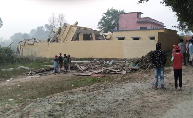 Bihar: los naxalitas explotan la construcción de la comunidad en Gaya antes de la juramentación de Nitish Kumar - Granthshala News