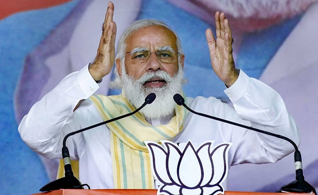 'Strengthen Democracy': PM's Appeal On Bihar Polls, By-Elections