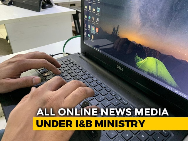 Video : Online News Media, Including Social Sites, Now Under Government Control