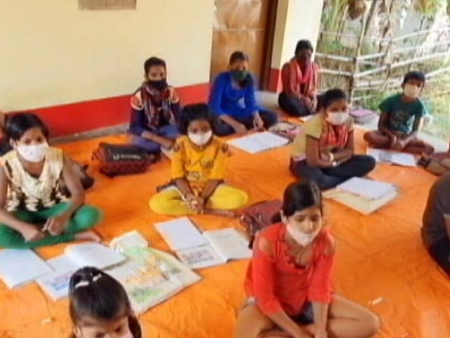 Video: #Reimagine: How A School In Odisha Is Helping Students Learn During The Pandemic