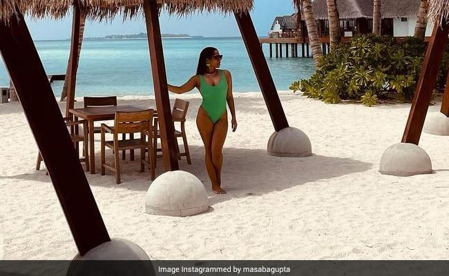 Masaba Gupta And Satyadeep Misra Answer The Maldives Call. See Pics