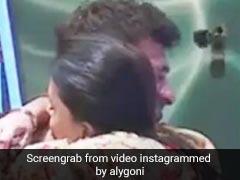 एजाज और पवित्रा को रोमांस करता देख उल्टे पांव भागे अली गोनी, बोले- 'ये मैंने क्या देख लिया...' देखें Video