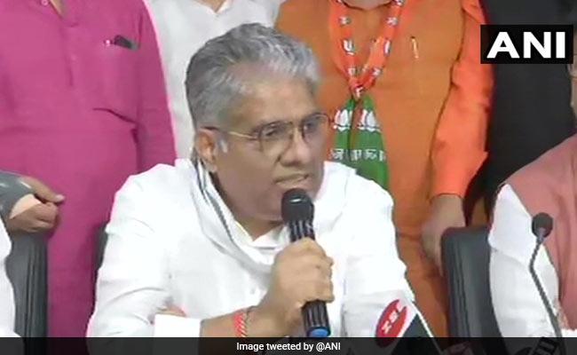 बीजेपी ने बिहार में किया जीत का दावा, कहा - झूठे वादों पर विकास की जीत