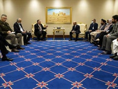 US Secretary Of State Pompeo Meets Taliban, Kabul Negotiators In Qatar