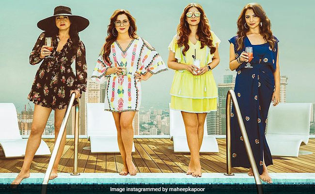 Fabulous Lives Of Bollywood Wives Review: It's Anything But Fabulous