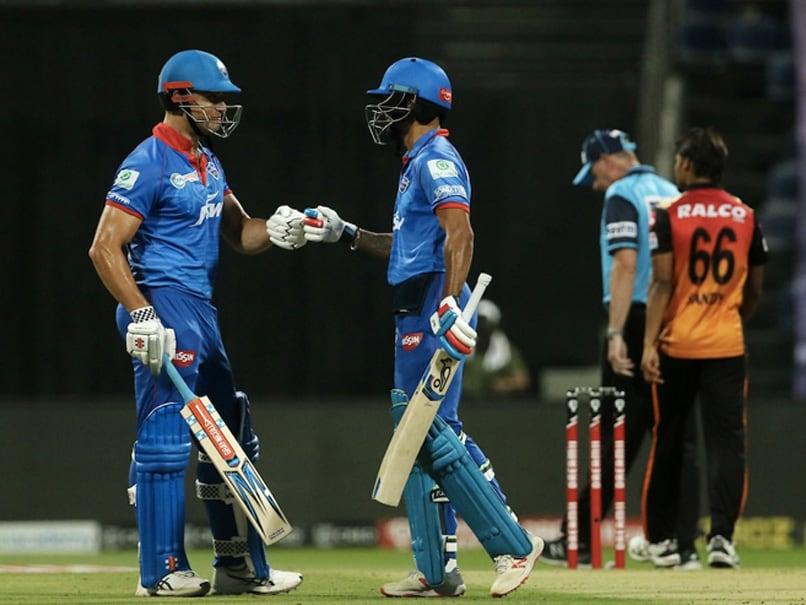 """Leader Within The Team"": Marcus Stoinis Lavishes Praise On Shikhar Dhawan"
