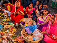 Mumbai Civic Body Puts Curbs On Mass Chhath Puja Celebration