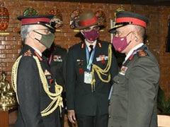 आर्मी चीफ जनरल नरवणे नेपाल पहुंचे, कल नेपाल की राष्ट्रपति करेंगी सम्मानित