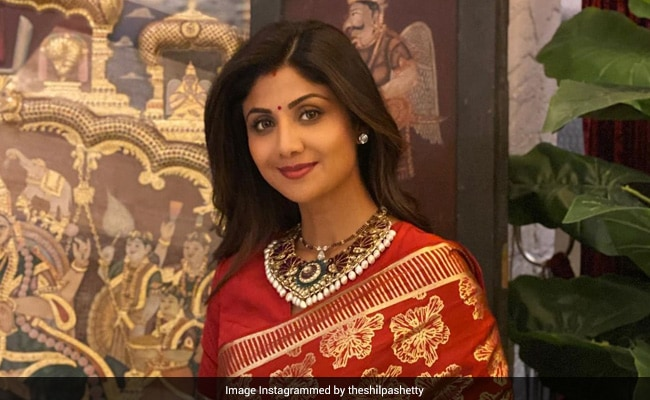 Karwa Chauth 2020: Pics From Shilpa Shetty, Kajal Aggarwal, Raveena Tandon, Sonali Bendre, Bipasha Basu And Others' Festivities