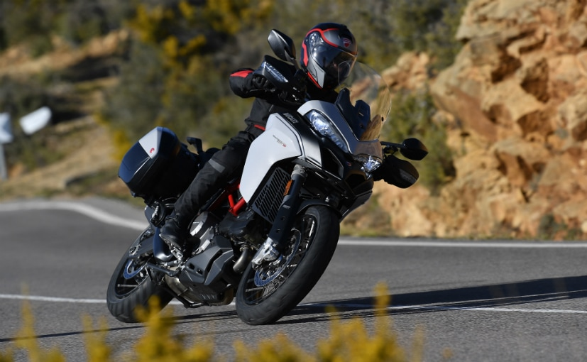 The Ducati Multistrada 950 S has been updated for 2020 with new features.
