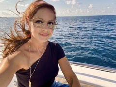 "Sussanne Khan Is An ""Island Girl"" In This Stunning Pic"