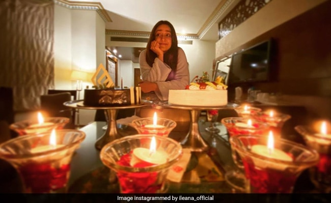 Ileana D'Cruz Reveals Why She Couldn't Post Her Birthday Pics Earlier