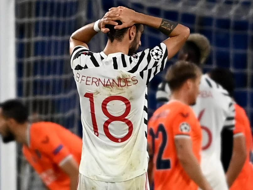 """Champions League: """"We Need To Do Better,"""" Says Bruno Fernandes After Manchester United Flop"""