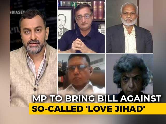 Video: Madhya Pradesh: Legal Sanction To Bogus 'Love Jihad'?