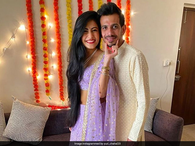Yuzvendra Chahal Scores Brownie Points With Fiancee, Posts Adorable Photo On Social Media. See Pic