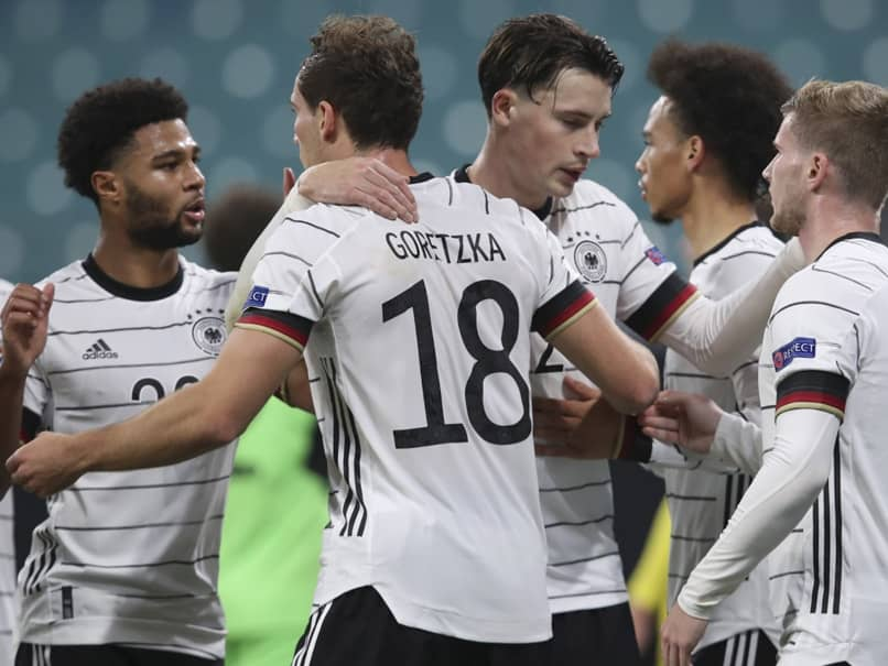 UEFA Nations League: Timo Werners Brace Fires Germany To Top Of Group With 3-1 Win Over Ukraine