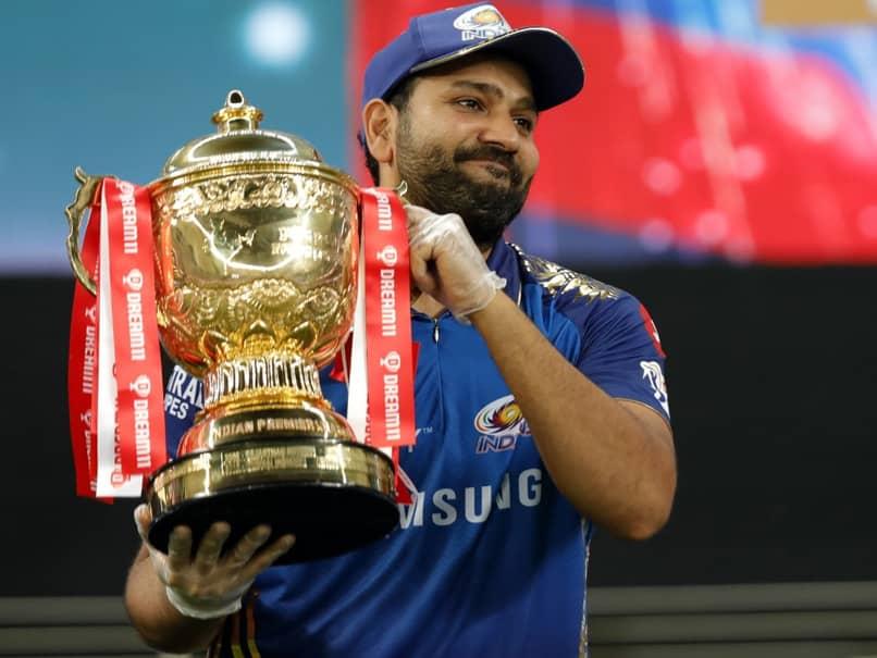 IPL 2020: La Liga Congratulates Rohit Sharma As Mumbai Indians Win Trophy