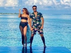 In Armaan Jain-Anissa Malhotra's Maldives Pic, Navya Naveli Nanda's Comment Steals The Show
