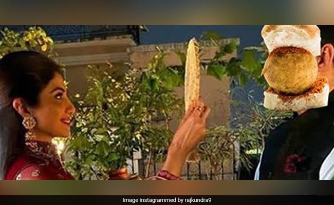 Raj Kundra, Who Fasts Every Year With Shilpa Shetty, Posts Ultimate Karwa Chauth Treat