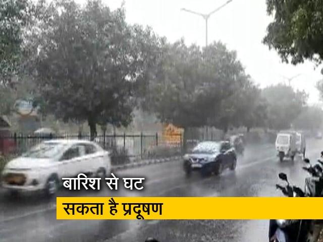 Videos : दिल्ली-NCR के कई इलाकों में बारिश, प्रदूषण से राहत मिलने की उम्मीद