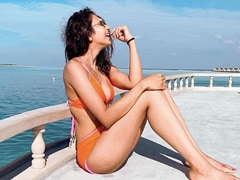 Rakul Preet Singh's Holiday Glow Is Brighter Than The Maldives Sun