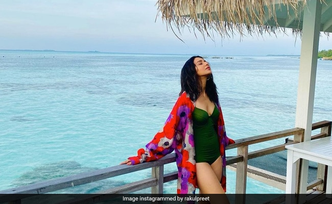 It's 'Holiday Time' For Rakul Preet Singh. Can You Guess The Location?