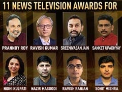 NDTV ने जीते 11 बड़े पुरस्कार, असली पत्रकारिता को मिली पहचान