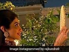 Shilpa Shetty के 11वें करवा चौथ पर राज कुंद्रा ने शेयर किया मीम, बोले- व्रत खोलते समय औरतें ऐसा सोचती हैं...