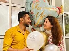 Gauahar Khan Gets Engaged To Zaid Darbar. See Pic