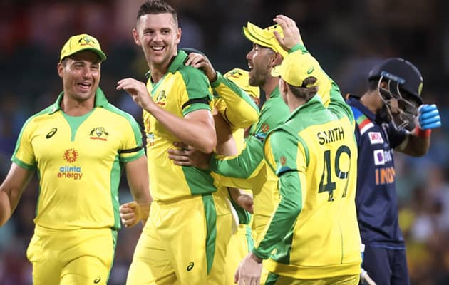 Pandyas 90 In Vain As Finch, Smith 100s Help Aus Win 1st ODI