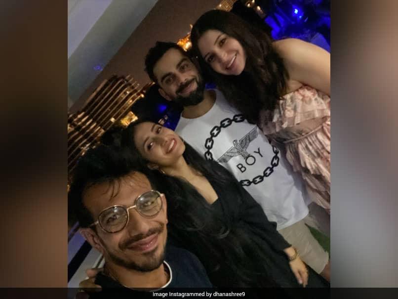 Virat Kohlis Birthday Celebrations With Anushka Sharma. Watch
