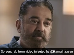 """Voter ID A Big Weapon"": Kamal Haasan's Video Appeal For Tamil Nadu Polls"