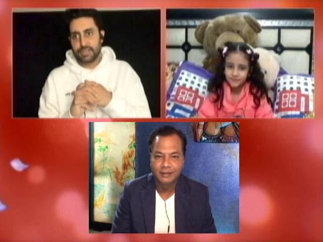 Video : फिल्म 'लूडो' में काम करने की वजह अनुराग बसु : अभिषेक बच्चन