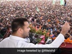 Tejaswi Yadav की रैली में उमड़ी भीड़ तो Photo शेयर कर एक्टर बोले- युवा आपके नेतृत्व की ओर देखते हैं...