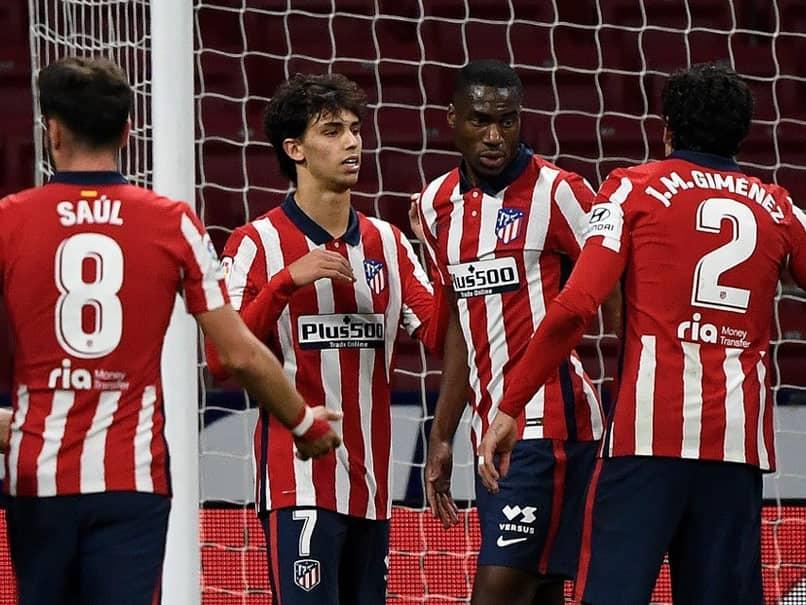 La Liga: Joao Felix, Luis Suarez Star As Atletico Madrid Go Top