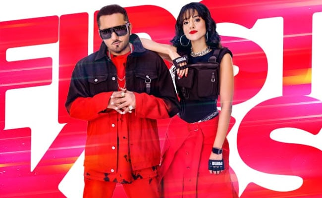 Sponsored - Honey Singh's Song First Kiss, Featuring Ipsitaa, Is Out