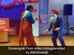 बुजुर्ग पति-पत्नी ने पार्टी में G.O.A.T गाने पर किया धमाकेदार भांगड़ा, दिलजीत दोसांझ ने शेयर किया वायरल Video
