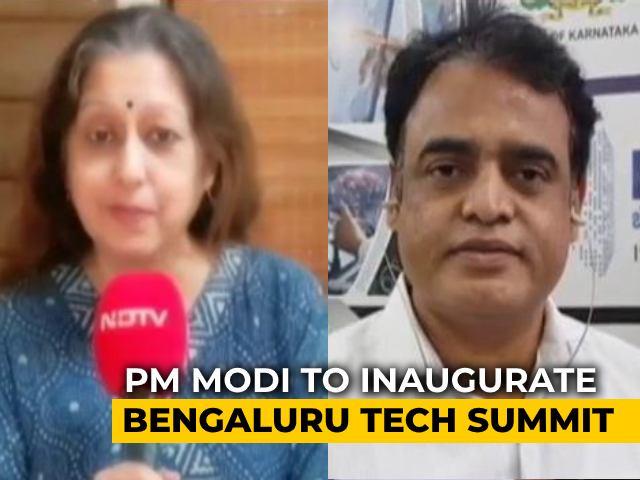 Video : Bengaluru Tech Summit Part Of $300 Billion Dollar Plan: Karnataka Deputy Chief Minister