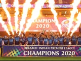 Video : Mumbai Indians Beat Delhi Capitals To Win Record-Extending 5th IPL Trophy