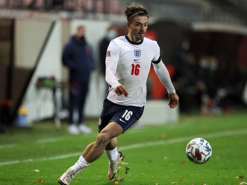 Grealish strong enough to cope with pressure, says Southgate