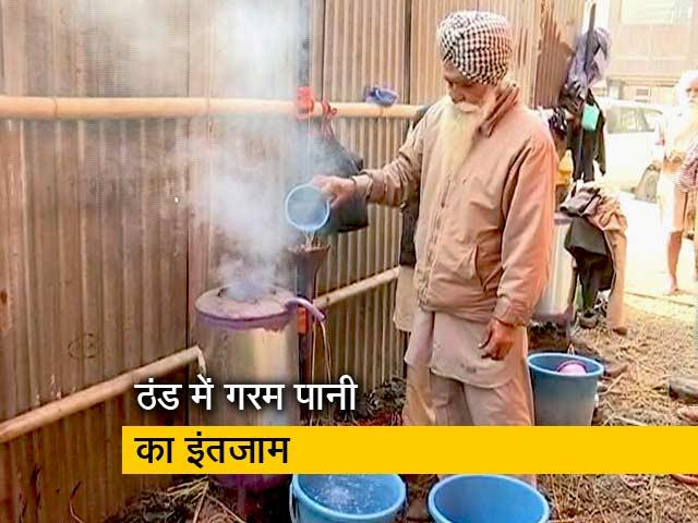 Video : किसानों को नहाने के लिए गरम पानी का देसी जुगाड़
