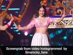 Hina Khan ने 'अक्षरा' बन 'ये रिश्ता क्या कहलाता है' सॉन्ग पर किया जबरदस्त डांस, बार-बार देखा जा रहा है Video